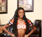 Chocolate Cheerleader Camp #04 16