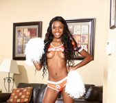 Chocolate Cheerleader Camp #04 17