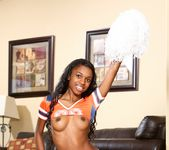 Chocolate Cheerleader Camp #04 21