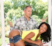 Harley Dean, Marcus London - My New White Stepdaddy #11 16