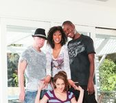 Misty Stone, Kiera King, Jenner - SO CAL Swingers Club 28
