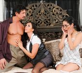 Ariella Ferrera, Tia Cyrus - Mommy You And Me Make 3 2