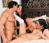 Ariella Ferrera, Tia Cyrus - Mommy You And Me Make 3 15