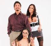 Ariella Ferrera, Tia Cyrus - Mommy You And Me Make 3 29