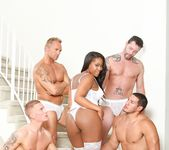 Monique Symone, Jack Vegas, Marcus London - White Out 2