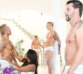Monique Symone, Jack Vegas, Marcus London - White Out 3