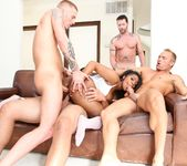 Monique Symone, Jack Vegas, Marcus London - White Out 7