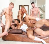 Monique Symone, Jack Vegas, Marcus London - White Out 13