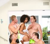 Misty Stone, Marcus London - White Out #02 2