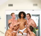 Misty Stone, Marcus London - White Out #02 3