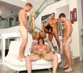 Misty Stone, Marcus London - White Out #02 5