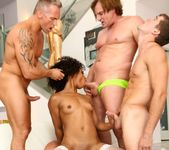 Misty Stone, Marcus London - White Out #02 7