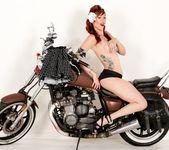 Lauren Phillips - Devil's Pinup Dollz #02 5