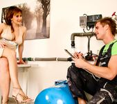 Valentine Rush, Marco Bon Pheonix - His First MILF 5