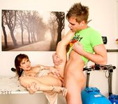 Valentine Rush, Marco Bon Pheonix - His First MILF 13