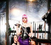 Erika Heaven, Mistress V, Amy Lee - Lesbian Fetish School 5