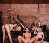 Lesbian Oil Orgy #02 8