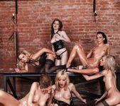 Lesbian Oil Orgy #02 12