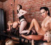 Lesbian Oil Orgy #02 15
