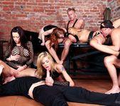 Bella Baby, Sindy Vega - Bachelor Party Orgy #05 7