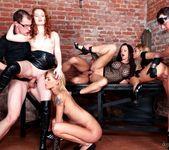 Bella Baby, Sindy Vega - Bachelor Party Orgy #05 12