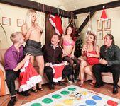 Barra Brass, Samantha Jolie, Terry Sullivan - X-Mas Orgy 2