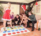 Barra Brass, Samantha Jolie, Terry Sullivan - X-Mas Orgy 3