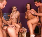 Darina, Chantal Ferrara, Cindy Dollar - Orgy Initiations #04 6