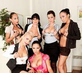 El Storm, Victoria Sweet - Lesbian Oil Orgy #03 7