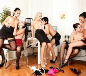 El Storm, Victoria Sweet - Lesbian Oil Orgy #03 9