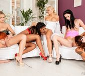 Lesbian Oil Orgy #03 8