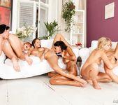 Lesbian Oil Orgy #03 9