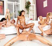Lesbian Oil Orgy #03 14
