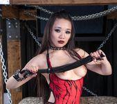 Erika Heaven, Juicy Pearl, Yumi Yu - Fetish Dolls #04 12