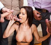 Cindy Dollar - 4 On 1 Gang Bangs 4