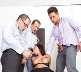 Cindy Dollar - 4 On 1 Gang Bangs 6