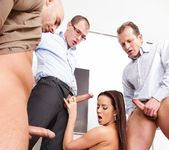 Cindy Dollar - 4 On 1 Gang Bangs 7
