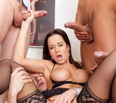 Cindy Dollar - 4 On 1 Gang Bangs 13
