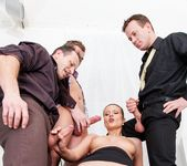 Samantha Jolie, George Black - 4 On 1 Gang Bangs 8