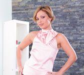 Szilvia Lauren, Tina Blade - Her First MILF #14 16