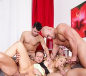 Jenna Lovely - 4 On 1 Gang Bangs #02 10