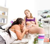 Valentina Ross, Alexis Crystal - Her First MILF #15 10