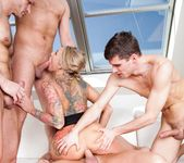 Kayla Green - 4 On 1 Gang Bangs #03 11