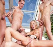 Kayla Green - 4 On 1 Gang Bangs #03 12