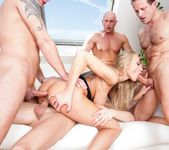 Kayla Green - 4 On 1 Gang Bangs #03 14