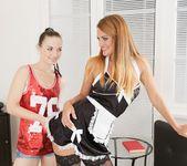 Kristy Black, Nicole Nice - Her First MILF #20 3