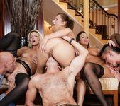 Samantha Jolie, Lara, Simony Diamond - Swingers Orgies #09 2