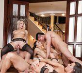 Samantha Jolie, Lara, Simony Diamond - Swingers Orgies #09 4