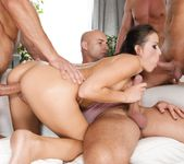 Samantha Johnson - 4 On 1 Gang Bangs #04 13