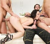Nikki Sweet - 4 on 1 Gang Bangs #05 9